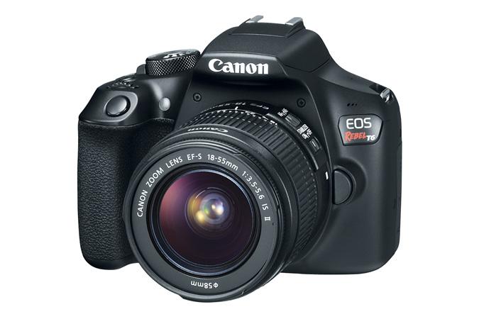 Canon EOS Rebel T6 vs T6i – Detailed Comparison
