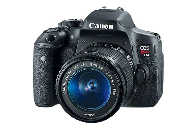 Canon EOS Rebel T5i vs T6i – Detailed Comparison