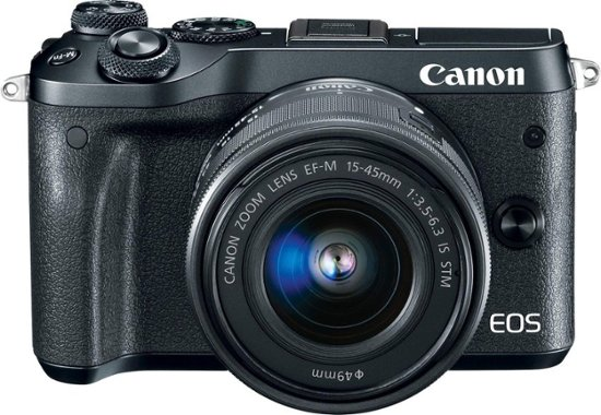 Canon EOS M6 vs M5 — Detailed Comparison